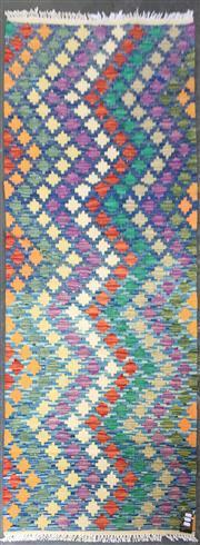 Sale 8822 - Lot 1866 - Persian Kilim Runner (199 x 76cm)