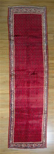Sale 8672C - Lot 56 - Persian Turkman 405cm x 109cm