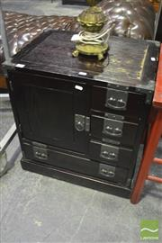 Sale 8284 - Lot 1022 - Chinese Bedside Cabinet