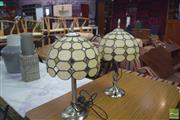 Sale 8390 - Lot 1263 - Pair of Table Lamps