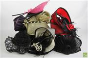 Sale 8490 - Lot 97 - Collection of Ladies Hats
