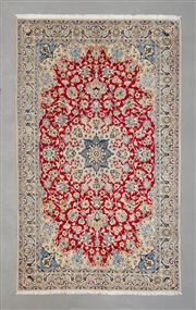 Sale 8499C - Lot 94 - Persian Nain 333cm x 200cm