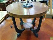 Sale 8611 - Lot 1065 - Art Deco Side Table