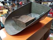 Sale 8625 - Lot 1034 - Collection of Various Sized Grain Scoops -