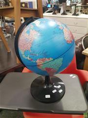 Sale 8648C - Lot 1057 - Globe on Stand