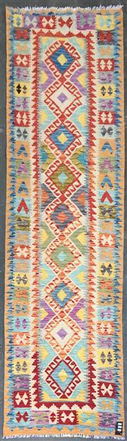 Sale 8822 - Lot 1831 - Persian Kilim Runner (285 x 83cm)