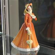 Sale 8336 - Lot 22 - Royal Doulton Figure Julia
