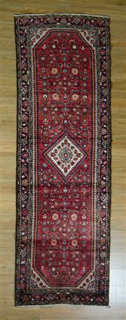 Sale 8672C - Lot 58 - Persian Hamadan 300cm x 95cm