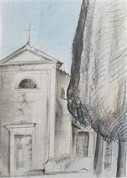 Sale 8750 - Lot 2003 - Jamie Boyd (1948 - ) - The Forum, Rome 70 x 50cm