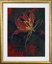 Sale 8690A - Lot 5003 - G.S. Kiely - Lily, 2002 76 x 61cm