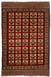 Sale 8780C - Lot 296 - A Persian Sumak Hand Woven Wool, 180 x 118cm
