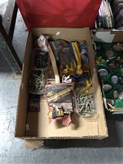 Sale 8789 - Lot 2299 - Box of Hardware