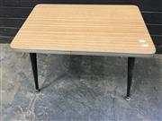 Sale 9051 - Lot 1080 - Retro Coffee Table (h:41 x w:60 x d:30cm)