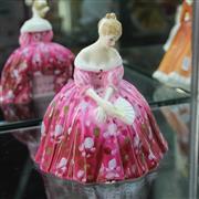 Sale 8336 - Lot 23 - Royal Doulton Figure Victoria