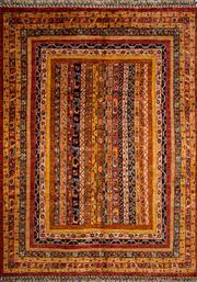 Sale 8370C - Lot 25 - Afghan Chobi 195cm x 145cm