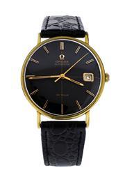 Sale 8618A - Lot 19 - A fine vintage men's Omega de Ville wristwatch;