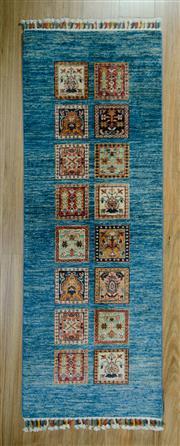 Sale 8672C - Lot 59 - Afghan Aryana Chobi 174cm x 63cm
