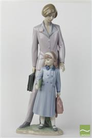 Sale 8481 - Lot 67 - Lladro Figure
