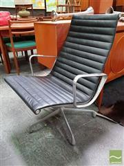 Sale 8493 - Lot 1083 - A Herman Miller Aluminium Group Chair