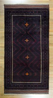 Sale 8657C - Lot 82 - Persian Baluchi 300cm x 145cm