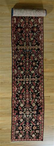 Sale 8672C - Lot 60 - Persian Saruq 500cm x 70cm