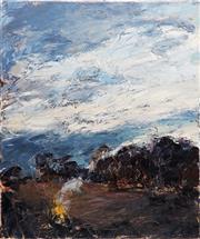 Sale 8838 - Lot 528 - Laura Matthews (1964 - ) - Stranger 120 x 100cm
