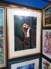 Sale 8627 - Lot 2008 - Julianne Klettenberg Nick Cave no.2, 1994, photograph, 63.5 x 46cm. Holdsworth Galleries label verso