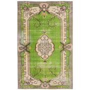 Sale 8761C - Lot 21 - A Vintage Turkish Sivas Carpet, Hand-knotted Wool, 271x175cm, RRP $3,390