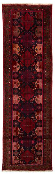 Sale 8780C - Lot 299 - A Persian Hamadan Lori Classed As Village Rugs, Wool On Cotton Foundation, 312 x 90cm