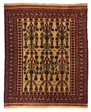 Sale 8800C - Lot 64 - A Persian Sumak Hand Woven Wool, 280 x 190cm