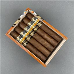 Sale 9120W - Lot 1405 - 2017 Cohiba 'Talisman - Edicion Limitada' Cuban Cigars - limited edition box of 10 cigars