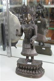 Sale 8322 - Lot 60 - Nepalese 19th Century Dipankara Buddha