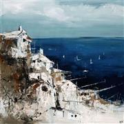 Sale 8692 - Lot 540 - Cheryl Cusick - Oceanside 102 x 102cm
