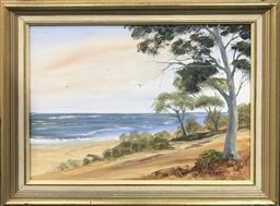 Sale 9103 - Lot 2076 - Quantity of Australian Landscape Watercolours and a Painting