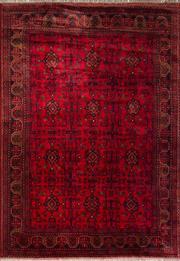 Sale 8455C - Lot 59 - Afghan Khal Mohamadi 290cm x 200cm