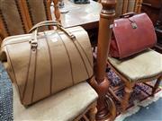 Sale 8697 - Lot 1034 - Gladstone Bags x 2