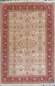 Sale 8700 - Lot 1082 - Indian Agra (280 x 186cm)