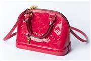 Sale 8891F - Lot 91 - A Louis Vuitton, Paris Alma BB handbag in monogram vernis leather, date code MI4113