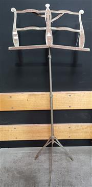 Sale 8959 - Lot 1002 - Vintage Music Stand (H:125cm)