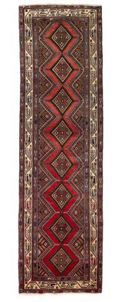 Sale 8780C - Lot 302 - A Persian Ardabil From Azerbaijan Region 100% Wool Pile On Cotton Foundation, 80 x 280cm