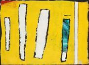 Sale 8816 - Lot 2031 - Brent Binge (2 works) - Untitled, c1996 37 x 48cm ; 33 x 47cm, (frame: 52.5 x 72.5cm; 44.5 x 62cm)
