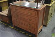 Sale 8352 - Lot 1078 - Chest w Bureau Top