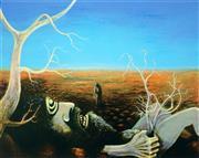 Sale 8561 - Lot 2001 - David Boyd (1924 - 2011) - (Burke and Wills Series) 64 x 77cm