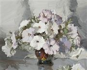 Sale 8838 - Lot 506 - Alan Baker (1914 - 1987) - Still Life 29.5 x 36.5cm