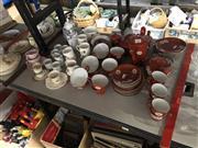 Sale 8819 - Lot 2495 - Noritake, Abbeydale & Other Teawares