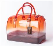 Sale 8891F - Lot 9 - A Furla clear plastic handbag