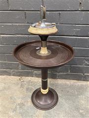 Sale 9056 - Lot 1016 - Vintage Bakelite Smokers Stand (h:66 x d:36cm)