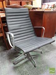 Sale 8493 - Lot 1090 - A Herman Miller Aluminium Group Chair