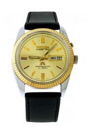 Sale 8618A - Lot 35 - A mens Ricoh Japan movement Dynamic wristwatch;