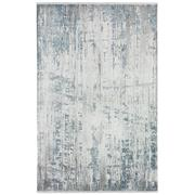 Sale 8912C - Lot 53 - Turkish Woven Mystique Collection 03 Carpet,, Silver/Blue, 200x300cm, Viscose/Acrylic